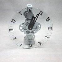 Free Shipping Wholesale Fashion Personalized Gear  Clock  Watch  Creative wall Clock  Electronic  Digital DIY