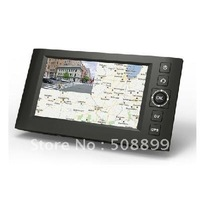 freeshipping 4.3 inch LCD Screen HD GPS CAR DVR support GPS Navigation and DVR +Dropshipping
