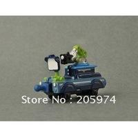5 pcs/lot Chuggington alloy Diecast Train 10cm  metal car mini toy baby gift