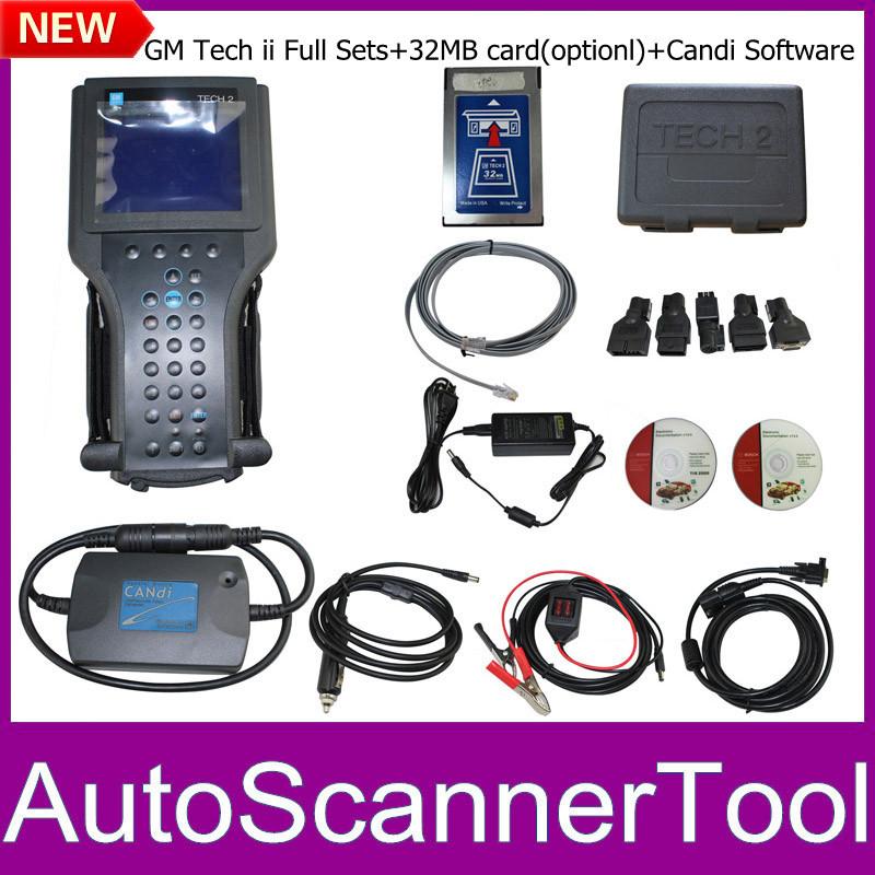 Super GM Tech 2 Pro Kit Candi Tis GM Tech 2 Scanner Support 6 Softwares (GM,Holden,Isuzu,Opel,Suzuki)By DHL Free Shipping(China (Mainland))