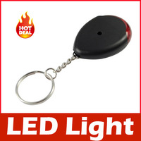 Whistle LED Light Anti-theft Anti-Lost Alarm Keychain