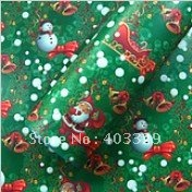 Wholesale  Printing duct paper  Christmas gift packing paper Srapbooking paper 75*51CM 54 colors