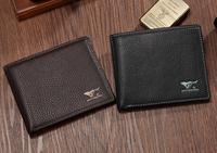 genuine leathermodern travel documents Car wallet