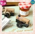 HOT Wholesale Funny vintage camera shape stamp/gift stamp/ink pad/rubber stamp DIY seal  20pcs/lot Free shippng