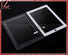 screen digitizer for ipad 3 touch New and original (General  for ipad 3 and for ipad 4) Black and white the same price