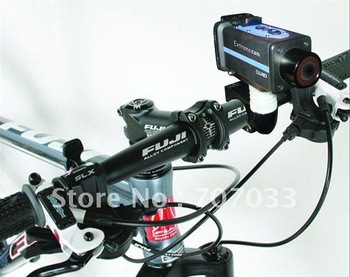 AT200 Full HD1080P 16 Mega Motorcycle Camera Action Camera