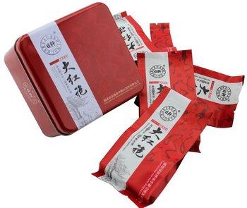 Free shipping 40g Top grade Chinese  Da Hong Pao / Big Red Robe Oolong Tea ,  new organic natural health gift Wuyi cliff tea