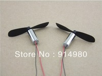 3.7V  Four axis vehicle motor hollow glass motor 50000 RPM aeromodelling DC motor a pair