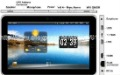 Big Promotion ! amazing price free shipping 10'' tablet android 4.0 flytouch 3 Superpad 3 512MB 4GB GPS WIFI 3G last day !