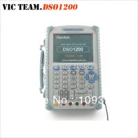 H073 Hantek DSO1200 200MHz Handheld oscilloscope DMM 500MS/s