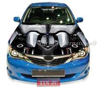 free shipping High Definition HD DIY Customized car hood stickers 1500mm*1200mm TJ-050