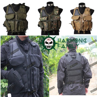 Tactical Vest  outdoor Combat Protective Vest for 4 color choose