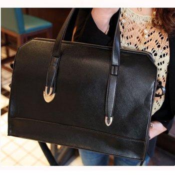 Women Bag 2014 Ladies Handbags Vintage PU Leather Satchel Top Quality ACET0080