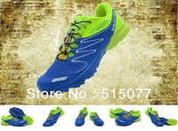 new 2014 latest Salomon running shoes . Salomon S-LAB Lightweight running shoes , men's shoes,  size 40-45