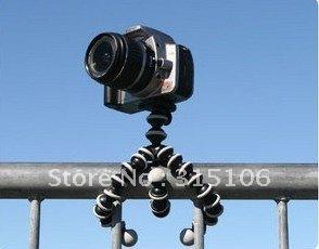 Large Gorilla Pod Camera Tripod Flexible Octopus Bubble SLR DSLR New Support 1.5Kg