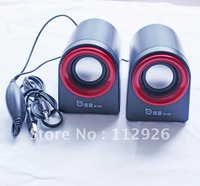 NEW - MINI-USB Stereo Speakers, Computer Speakers Laptop, 2*3W Small Box