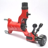 Hot Selling Adjustable dragonfly rotary tattoo machine hybrid shader liner tattoo gun for wholesale price free shipping