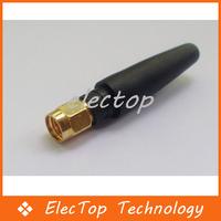 Free shipping SMA Male Plug Straight 5CM GSM GPRS 315MHz Antenna 100pcs/lot Wholesale