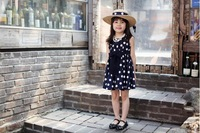 New Children clothing 2color 2~11Ages Girls dress