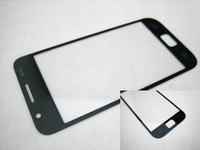 Replacement Front Glass (no inner screen) For Samsung Galaxy S GT i9000 Black