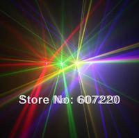 410mw Professional DMX Stage Lighting 4 Heads 4 Lens  GRYP  DJ Laser Light Show Beam  sound active,DMX,Manual
