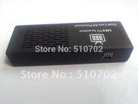 MK808B with BLUETOOTH Mini PC Android TV box 4.1 Dual-Core 1.6 GHz RAM 1GB ROM 8GB HDMI 1080P RK3066, Free Shipping