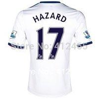 Chelsea Hazard Away Jersey 13/14