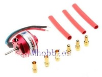 Beand new hobbymate HB2626 4200KV brushless motor for 200/300/400 RC helicopters worldwide free shipping