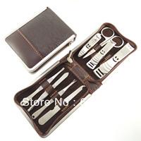 5 sets Nail clipper piece set manicure set finger cut 138 stone pattern t