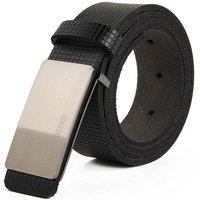 new 2014 Vintage Leather Belt For Men Men's Smooth Buckle Belt White Belts For Women KC Free Shipping Over$15
