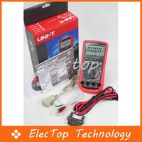 Free shipping UNI-T UT61B Digital Multimeters AC/DC Meter 5pcs/lot Wholesale