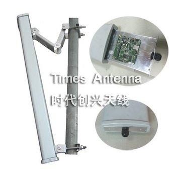 (Can built-in AP)5150-5850MHz 17dbi 90 deg sector antenna