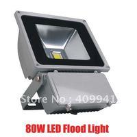 80 watt indoor waterproof flood light bulbs AC85-265V LED Flood light led spot light (YK-FL-80W-X)
