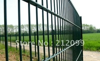 Double wire fence,steel wire mesh ,welded steel mesh,steel netting,PVC coated or hot dip galvanized fence panels