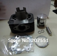 47mm Big Bore Cylinder Kit for Piaggio Typhoon 50 2T A/C, made in Taiwan!