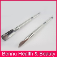 [AB603]Stainless Steel Spoon Pusher Manicure Tool Cuticle Pusher Wholesaler #NT01113