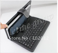 tablet pc leather keyboard case for 9.7 inch tablet