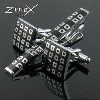 Рождественский подарок французский запонки , установленные галстук установить мужчин ногтей рукавом zeroxclub lavalier tz130