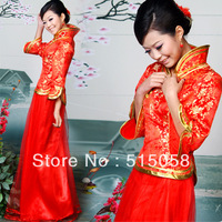 Long Sleeve  Dress on 2013 Red Formal Evening Dress With Long Sleeve Wedding Guest Dresses