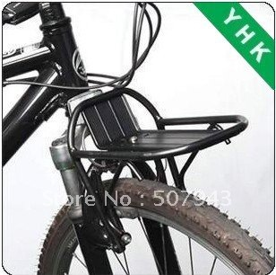Aluminium Alloy front Rack Pannier Fender Carrier,for Road Mountain Bicycle Cycling Bike,OS1192