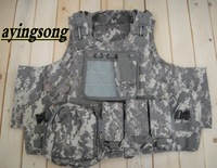 NEW,Tactical vest WIRE-STEEL-IN ACU