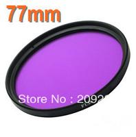 Free Shipping 77mm 77mm FLD Fluorescent Light Balancing Daylight Correction Filter  FL-D