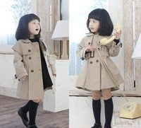 Promotion!Fashion girl's jacket Outwear for girls children coat jacket
