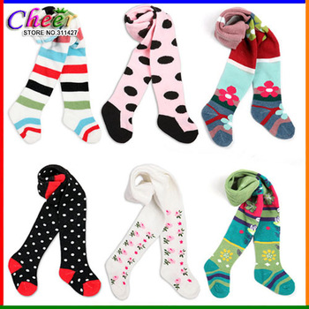 Free shipping girl Tights PP pants,children stockings, Cotton children tights ,baby Pantyhose baby tights pantyhose LG-001