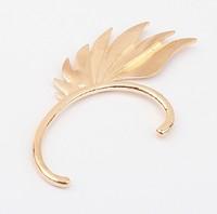 Min order 15 USD(Mix order )Fashion Punk Ear Cuff Cuff Earrings jewelry SJA134 gold