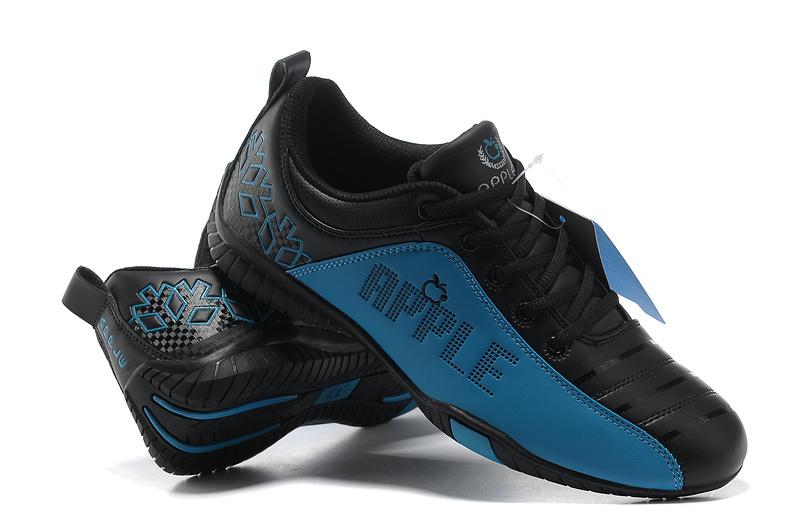 Мужская обувь для бега Apple running shoes Apple ( ) 39/44 athletic shoes Кожа Шнуровка