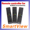 Remote Controller for Azbox bravissimo  satellite receiver free shipping post