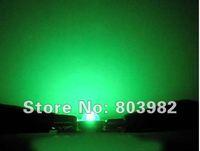 140LM-150LM High power leds 3watt led diode Green color lamp bulb 50PCS wholesale