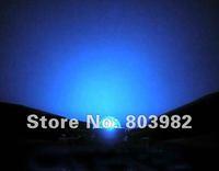 High flux leds 140-150LM lamp blub 750mA Blue 3w led high power diode(CE&Rosh)460-475NM