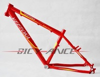 Sales Promotion !!VEETOKA cycling bike aluminum frame /red/18 inch/16inch+free shipping